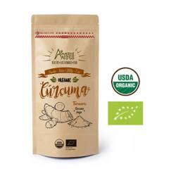 AMAZON ANDES - Cúrcuma Orgánica en polvo 200gr