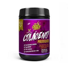 AMAZON ANDES - Colágeno Hidrolizado Premium con Magnesio, Zinc y Vitamina C en polvo 300gr