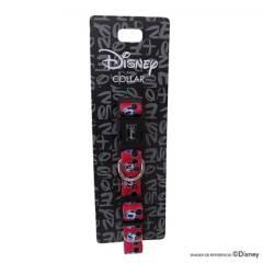 DISNEY - Collar para Perros Disney Mickey Rojo