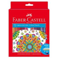 FABER CASTELL - Colores x 72