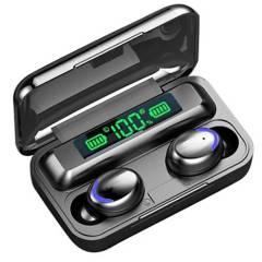 KAST.PE - Audífonos 2 en 1 F9 - 5.1 con Power Bank