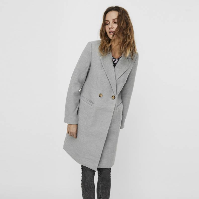VERO MODA - Abrigo Largo Mujer Vero Moda