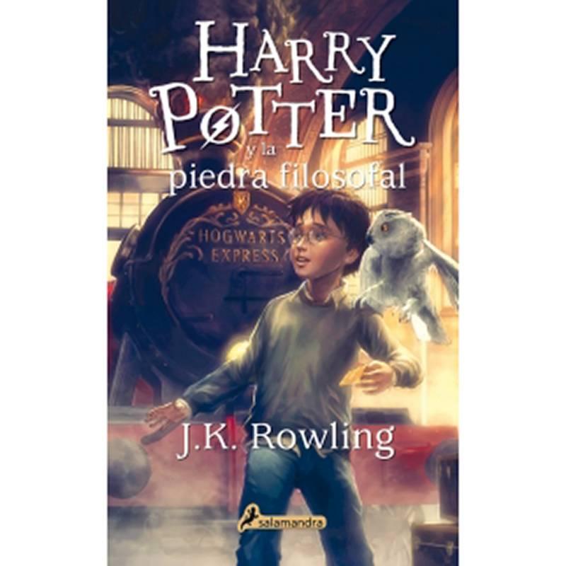PENGUIN RANDOM HOUSE CLASICOS - Harry Potter y la Piedra Filosofal 1