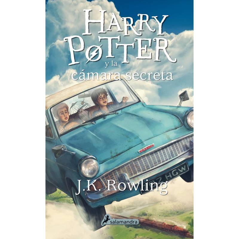 PENGUIN RANDOM HOUSE CLASICOS - Harry Potter y la Camara Secreta 2
