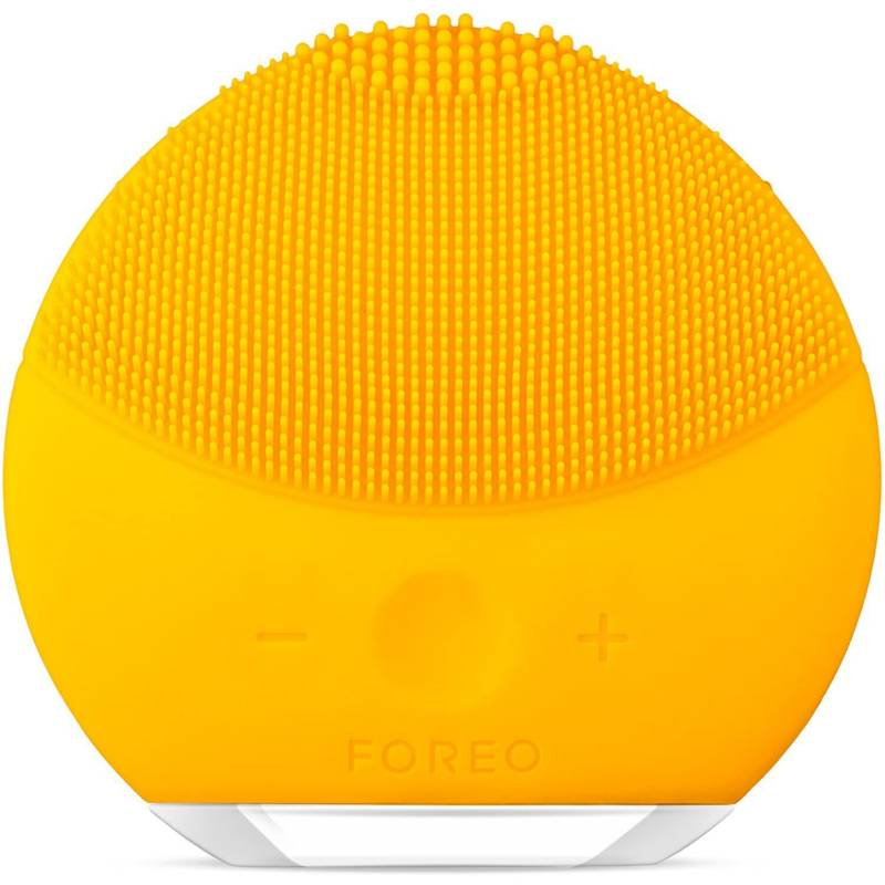 ITELSISTEM - Limpiador Facial Forever Luna Recargable Yellow
