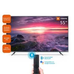 "XIAOMI - TELEVISOR LED SMART TV XIAOMI 55""4K HDR AndroidTV,  3 HDMI, 3 USB, DOLBY, DTS"