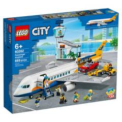 LEGO - Lego 60262 Avión de Pasajeros