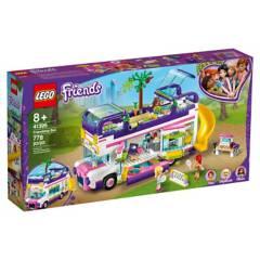 LEGO - Lego 41395 Bus de La Amistad
