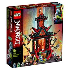 LEGO - Lego 71712 Templo de La Locura