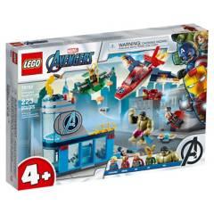 LEGO - Lego 76152 Vengadores Ira de Loki