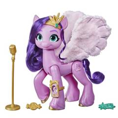 MY LITTLE PONY - Muñeca Pony Princess Petals Estrella de Canción