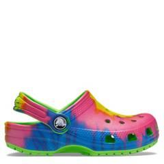 CROCS - Sandalias Niña Crocs 205451 Kids Tie Dye 38t