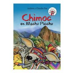 PENGUIN - Chimoc en Macchu Pichu