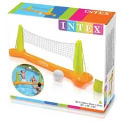 INTEX - Net de Voley para piscina Inflable