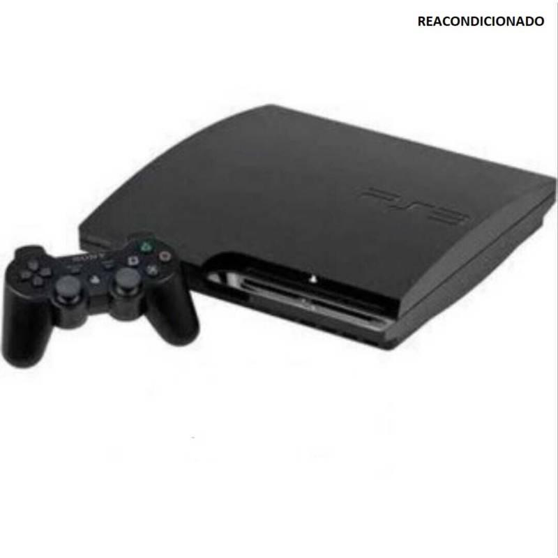 SONY - Consola PS3 Reacondicionado +25 Juegos interno
