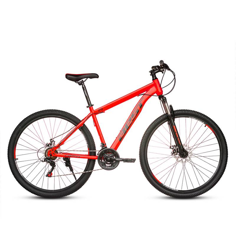 BEST - Bicicleta Montañera Best Inka Aro 29 Roja