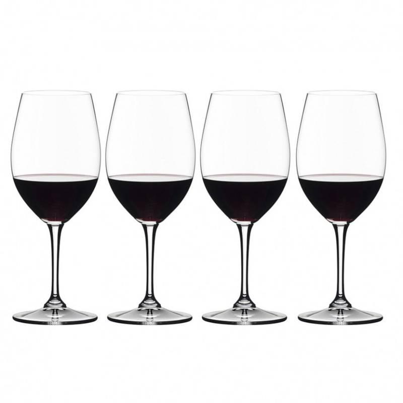 RIEDEL - Copas para Vino Tinto (set de 04)