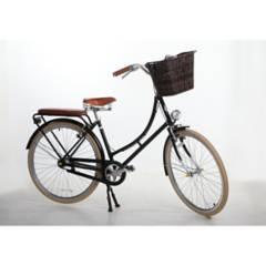 JEFF BIKE - Bicicleta Camila Aro 26 - Negro