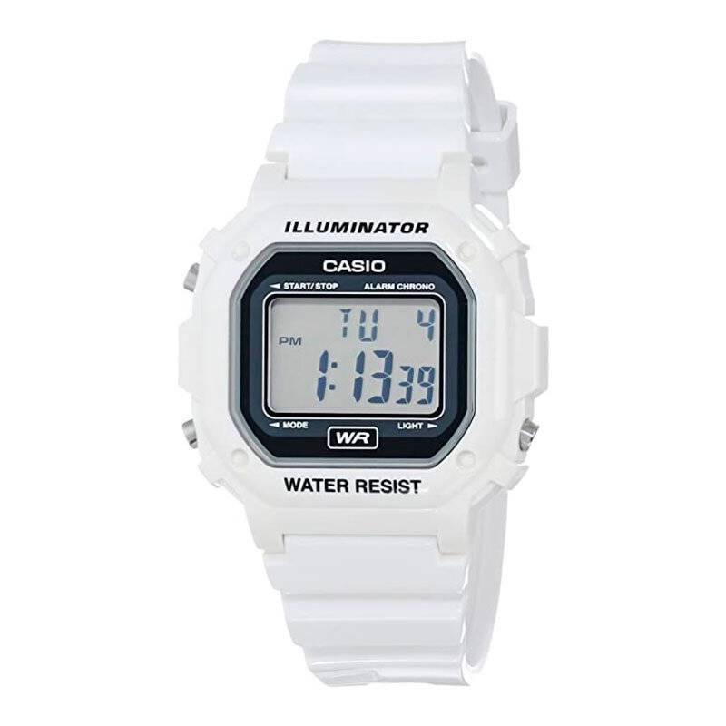 CASIO - Reloj Digital Unisex F-108WHC-7A
