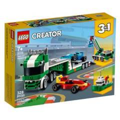 LEGO - Lego 31113 Transportador de Coches de Carreras