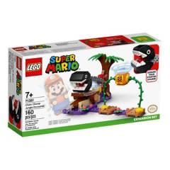 LEGO - Lego 71381 Set Expansión Batalla en La Jungla Contra El Chomp Cadenas