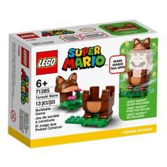 LEGO - Lego 71385 Pack Potenciador Mario Tanuki