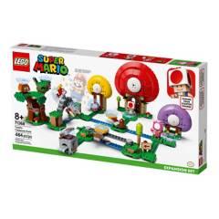 LEGO - Lego 71368 Set Expansión Caza Del Tesoro de Toad