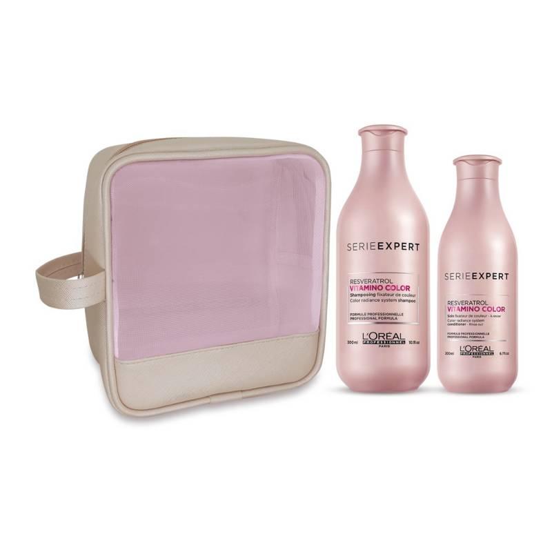 LOREAL PROFESSIONNEL - Pack Vitamino Color Para Cabello Con Color