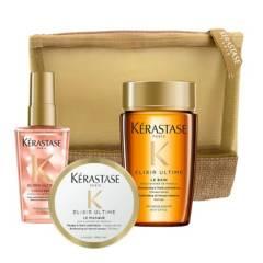 KERASTASE - Pack Mini Elixir Ultime Kerastase Para Un Cabello Con Más Brillo