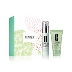 CLINIQUE - Set Suero para Poros  + Exfoliante Facial