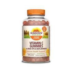 SUNDOWN - Gomitas de Vitamina C con Bioflavonoides