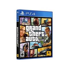 SONY - Grand Theft Auto V-PS4