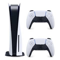SONY - Consola Playstation 5 con lector PS5 + Mando