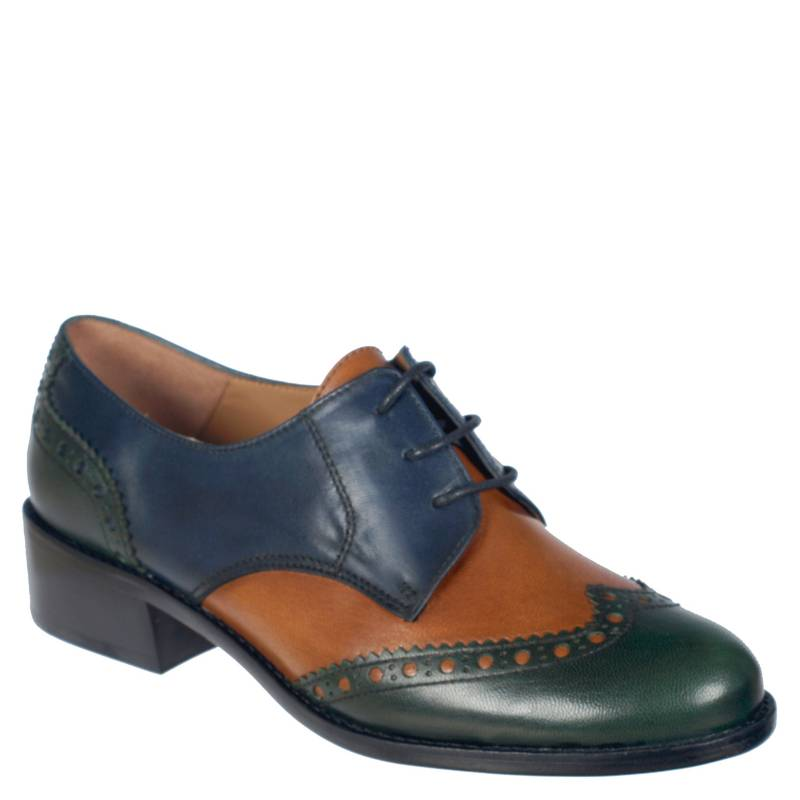 TANGUIS - Zapatos Casuales Mujer Tanguis Verdeap