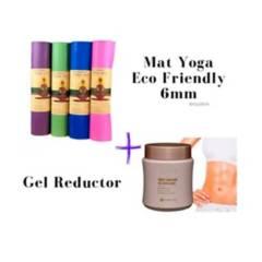SPORT - Mat Yoga Con Crema Reductora