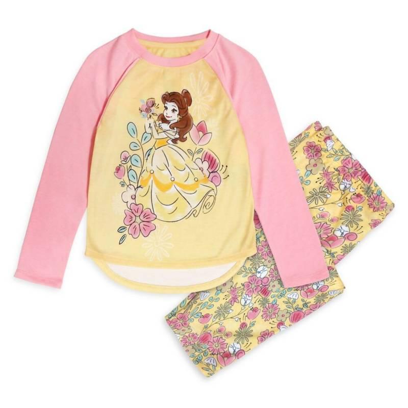 DISNEY - Pijama Niña Bella