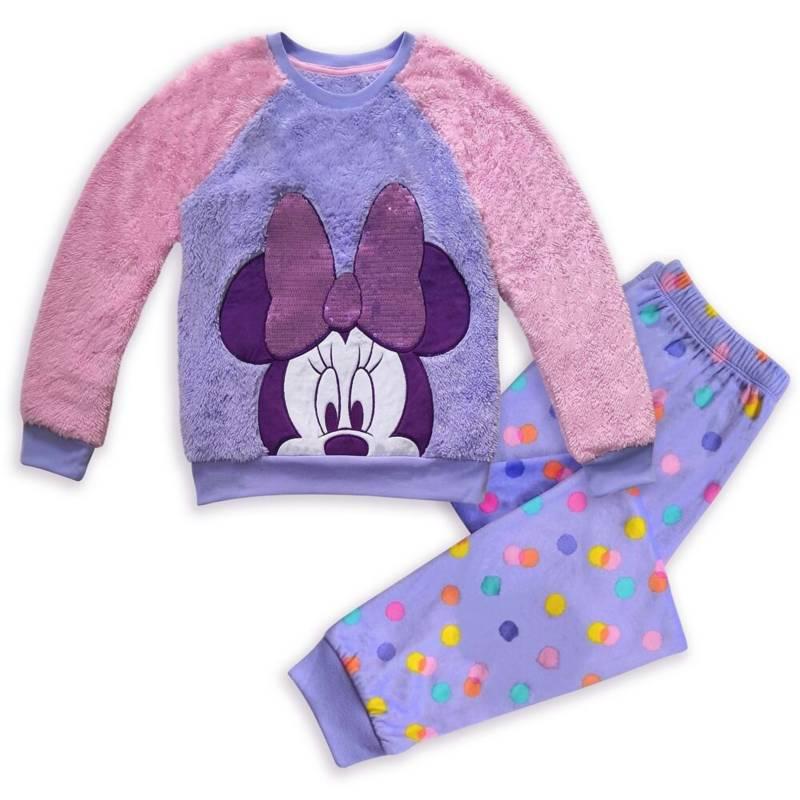 DISNEY - Pijama Niña Minnie Mouse