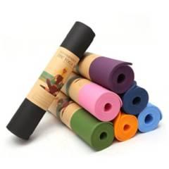 TOTAL FITNESS - Mat de Yoga Total Fitness  Calidad  Premium