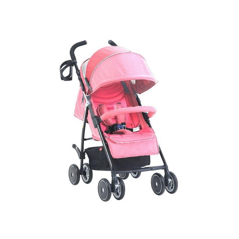 BABY FEES - Coche de Paseo Rosa