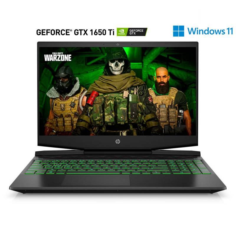 HP - Laptop HP Pavilion Gaming 15-dk1043la Intel Core i5-10300H 8GB 512GB SSD GTX1650Ti