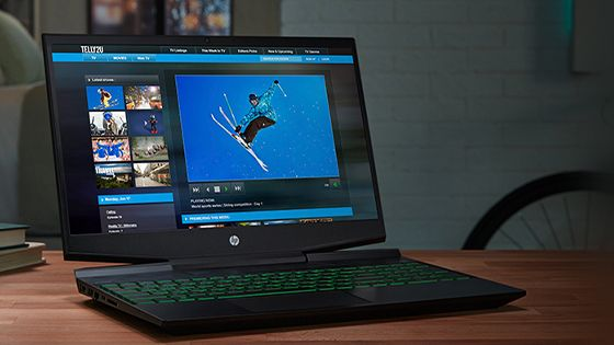 HP Pavilion Gaming Laptop 15-dk1043la