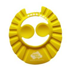 BABY FEES - Gorro de Baño con Orejitas Amarillo