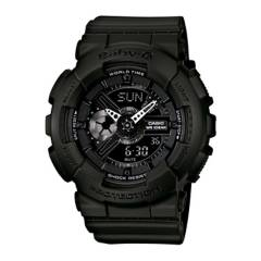 CASIO - Reloj BABY-G BA-110BC-1A Resina Mujer Negro