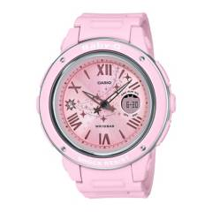CASIO - Reloj BABY-G BGA-150ST-4A Resina/Acero Mujer Rosado