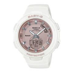 CASIO - Reloj BABY-G BSA-B100MF-7A Resina Mujer Blanco