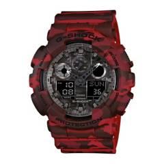 CASIO - Reloj Análogo/Digital Hombre GA-100CM-4A Casio