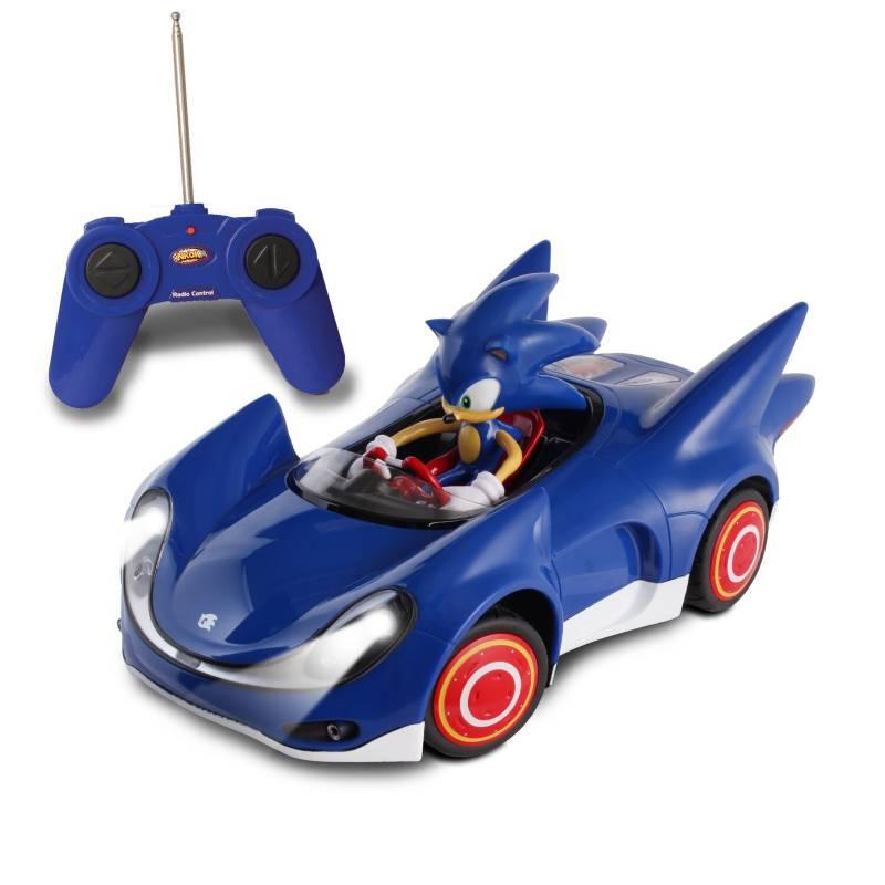 Sega - Auto Sonic a Control Remoto All Star Racing