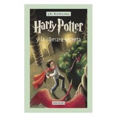 SALAMANDRA - Harry Potter Y La Camara Secreta 2 Tapa Dura