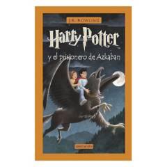 SALAMANDRA - Harry Potter Y El Prisionero De Azkaban 3 Tapa Dura