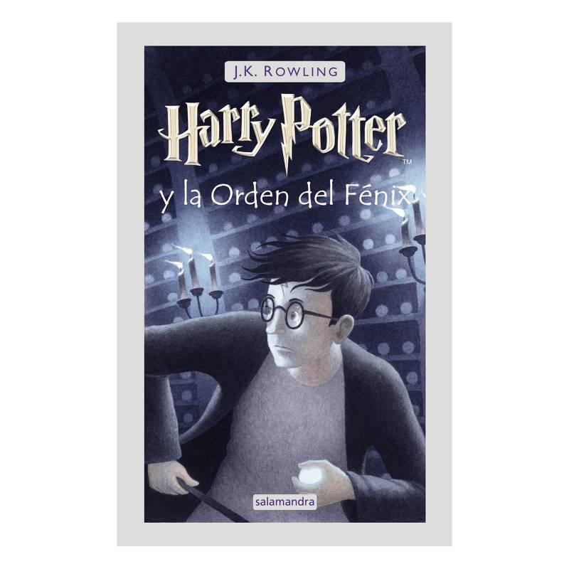 SALAMANDRA - Harry Potter Y La Orden Del Fenix 5 Tapa Dura